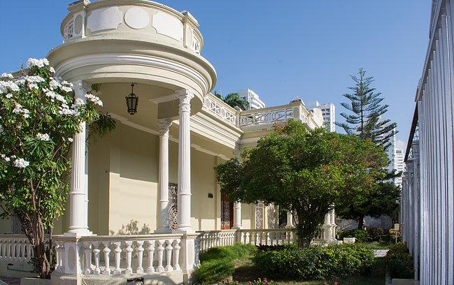 Big Mansion Old City