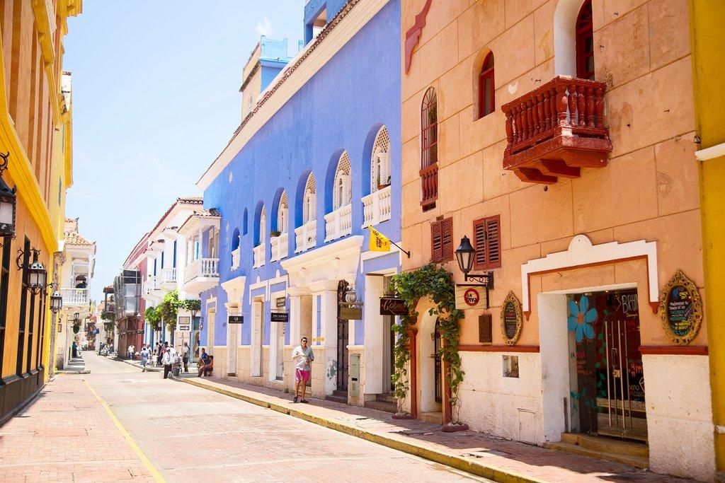 Cartagena Colombia Family Vacation